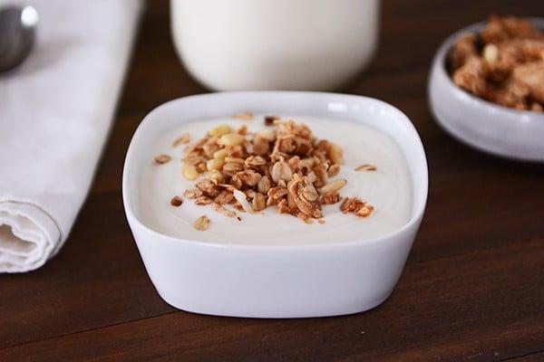 Simple DIY Homemade Yogurt + Step-by-Step Tutorial